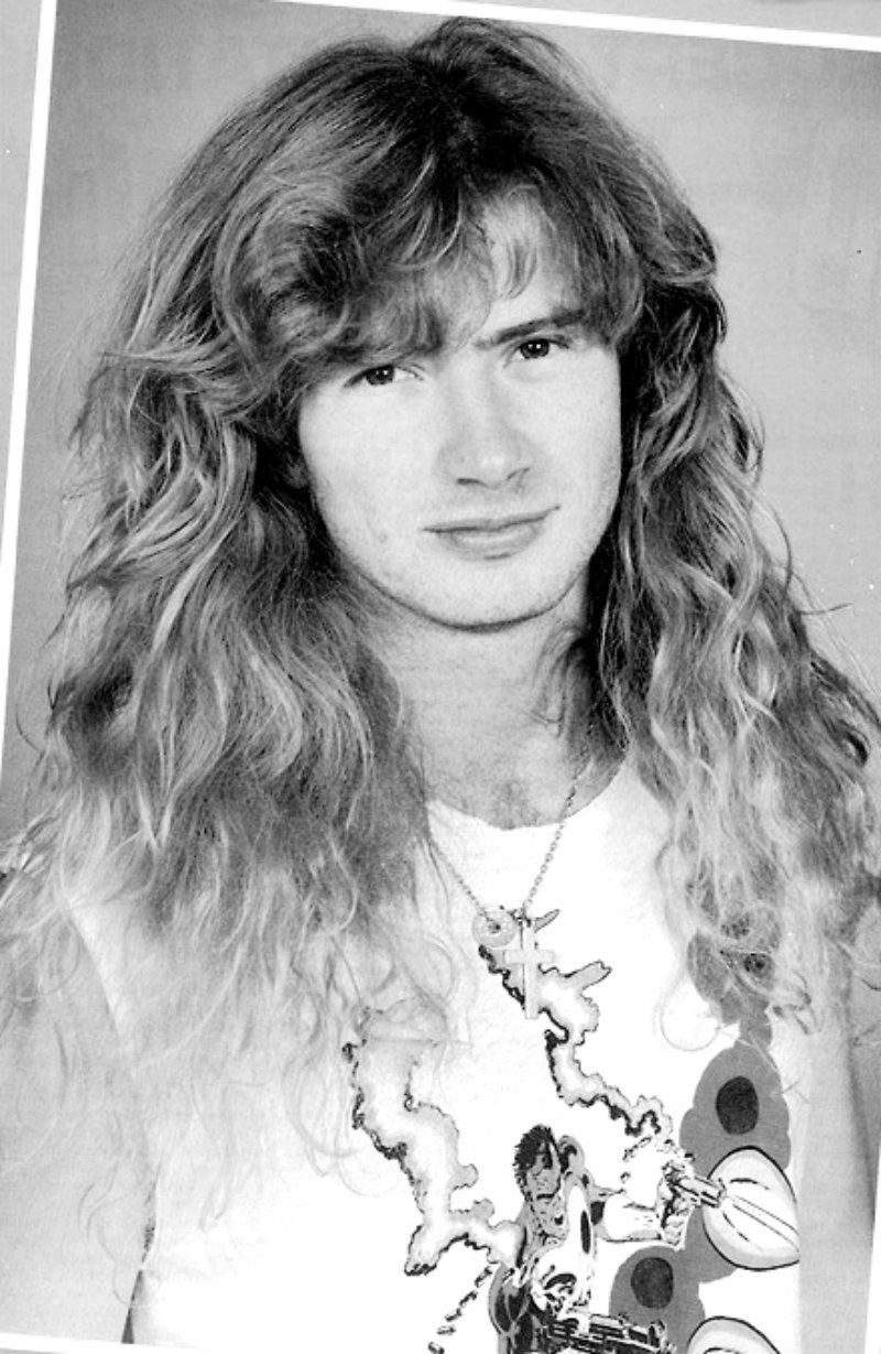Pin By Abby Sain On Megadeth Dave Mustaine Megadeth Celebrity Crush