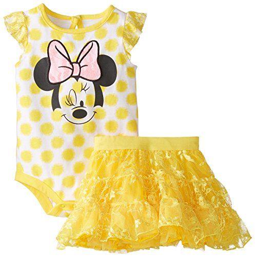 Disney Baby Baby Girls' Dandelion Minnie Mouse Skirt Set, Yellow, 12 Months Disney http://www.amazon.com/dp/B00PUAJFCE/ref=cm_sw_r_pi_dp_eznGvb11K0P4G