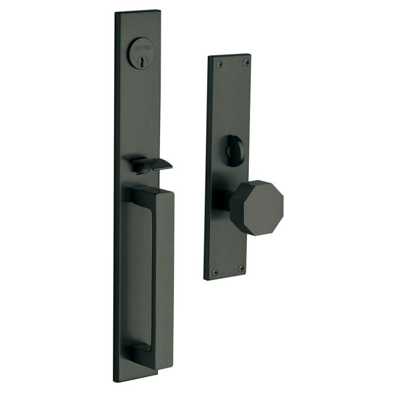 Luxury Baldwin Mortise Entry Set