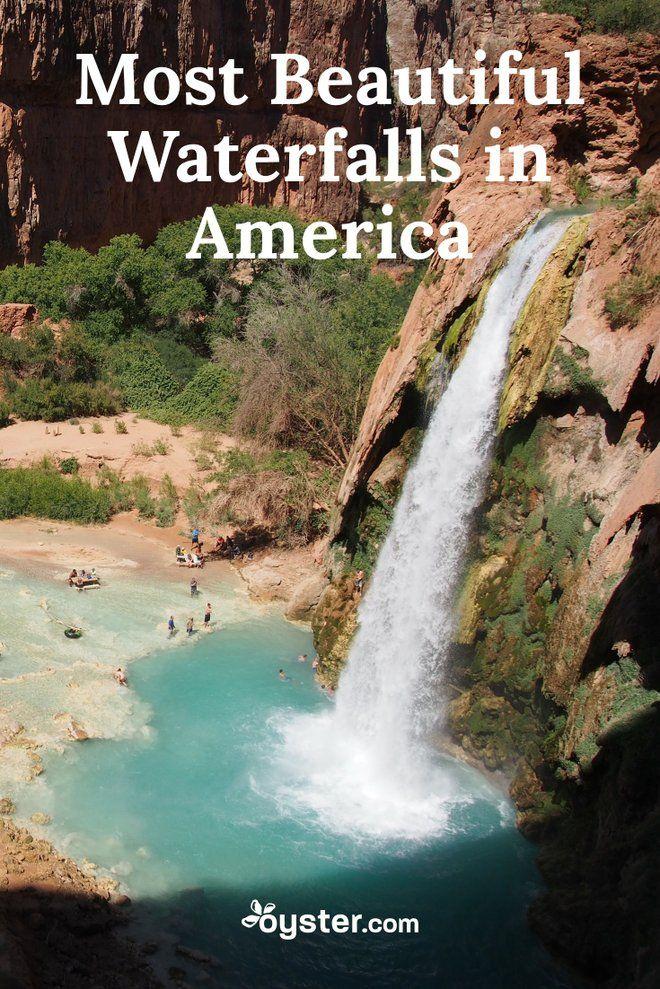 The 8 Most Beautiful Waterfalls In The U S Oyster Com Beautiful Waterfalls Waterfall Travel Photography