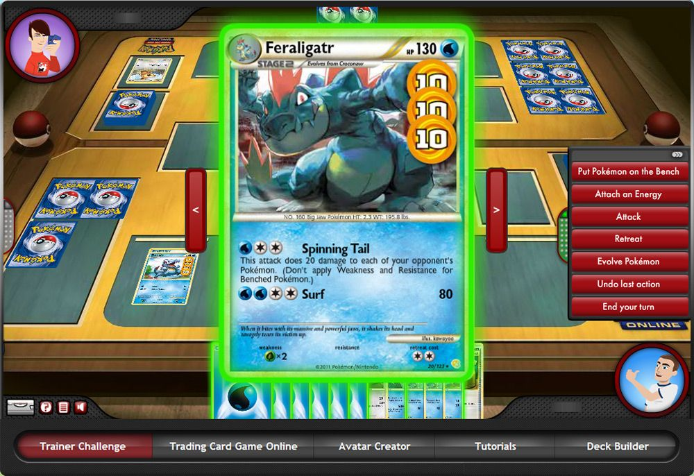 Pokemon Trading Card Game Online TCG Free Download   the latest