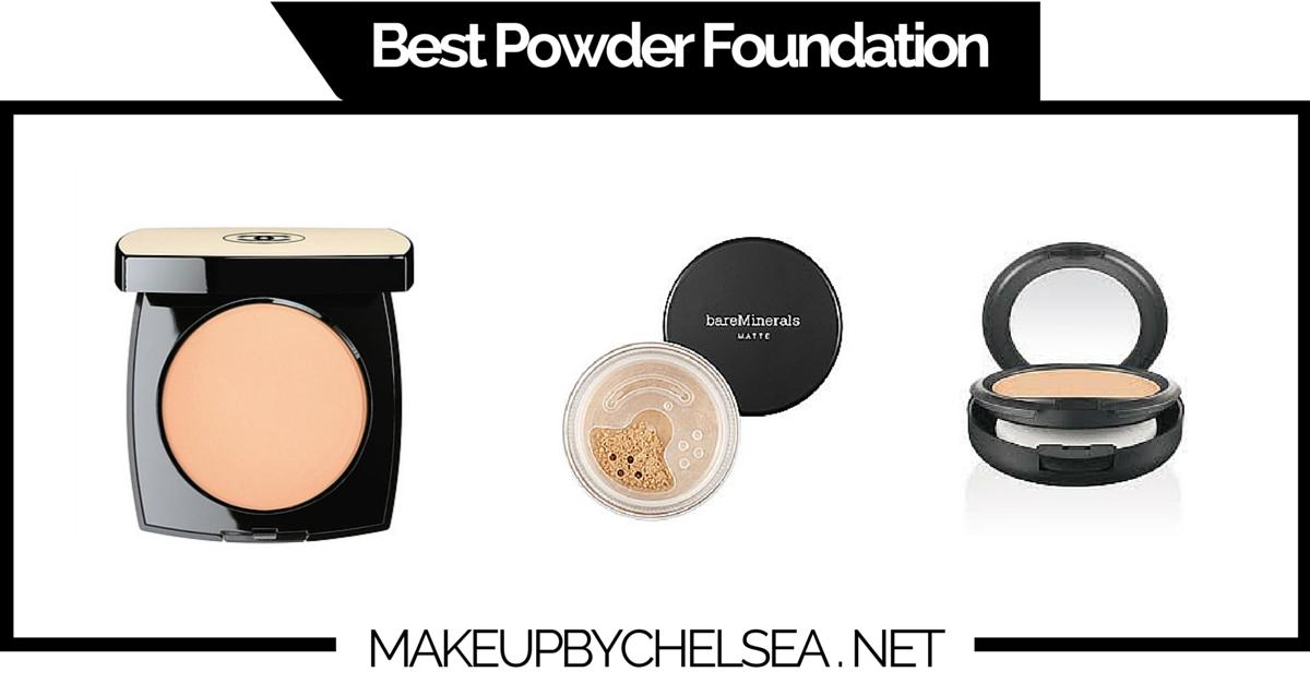 Best Powder Foundation Of 2015