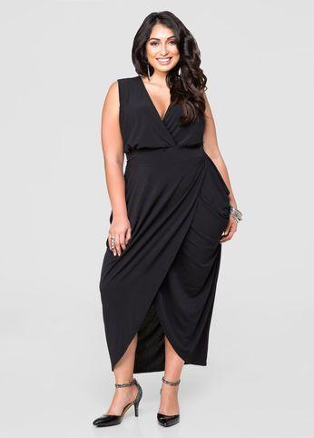 4ecdf5de30 Solid Grecian Maxi Dress Solid Grecian Maxi Dress