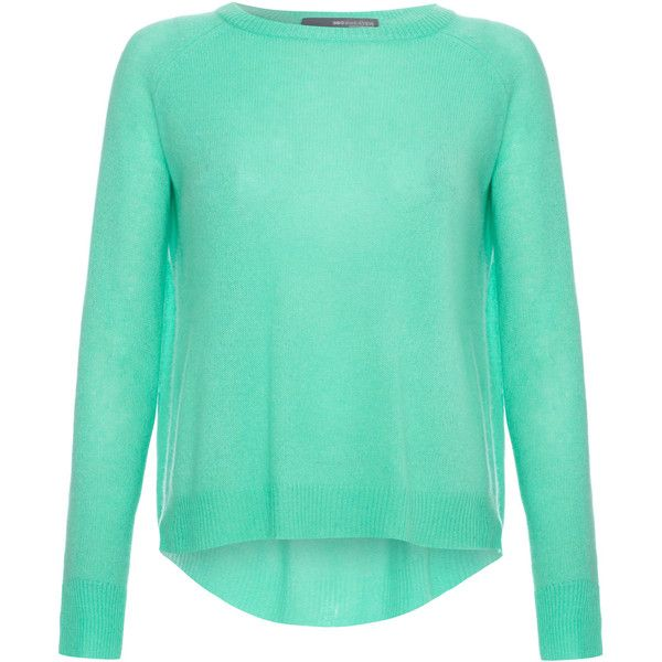 360 Sweater Gia Pullover found on Polyvore
