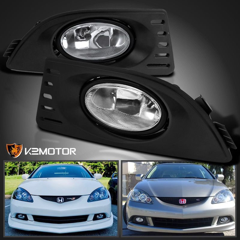 2005-2007 Acura RSX Models Only. K2 Motor Corporation Is