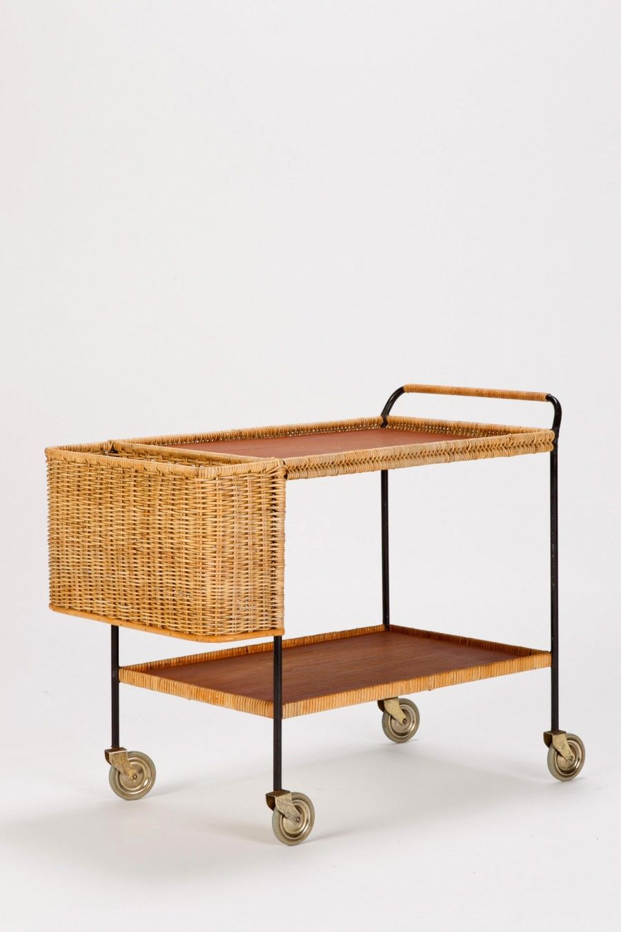 AWESOME BAR CART. CRUISINu0027 FOR BOOZINu0027 50u0027 Serving Trolley