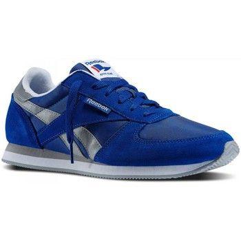 iconische Reebok royal cljogger heren sneakers (Blauw)
