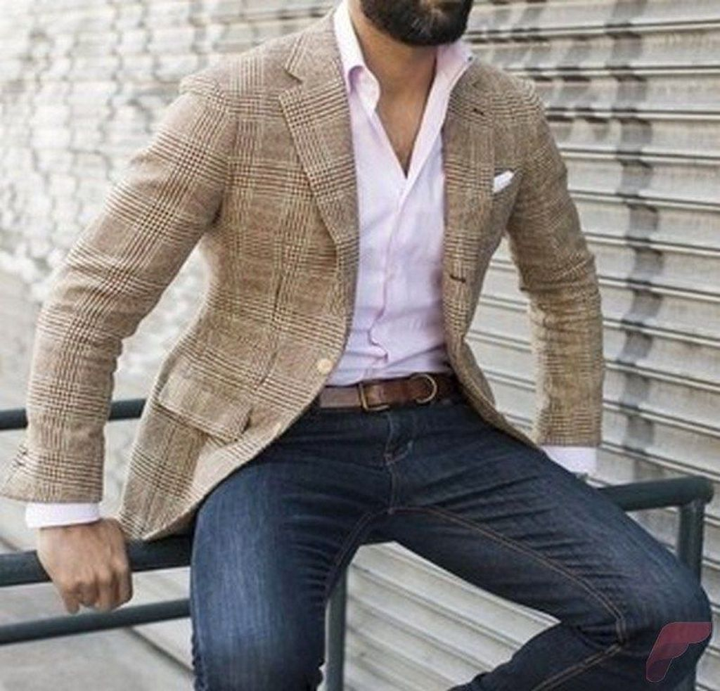 Inspiring Men Sport Coat Jeans Inspirations Ideas21