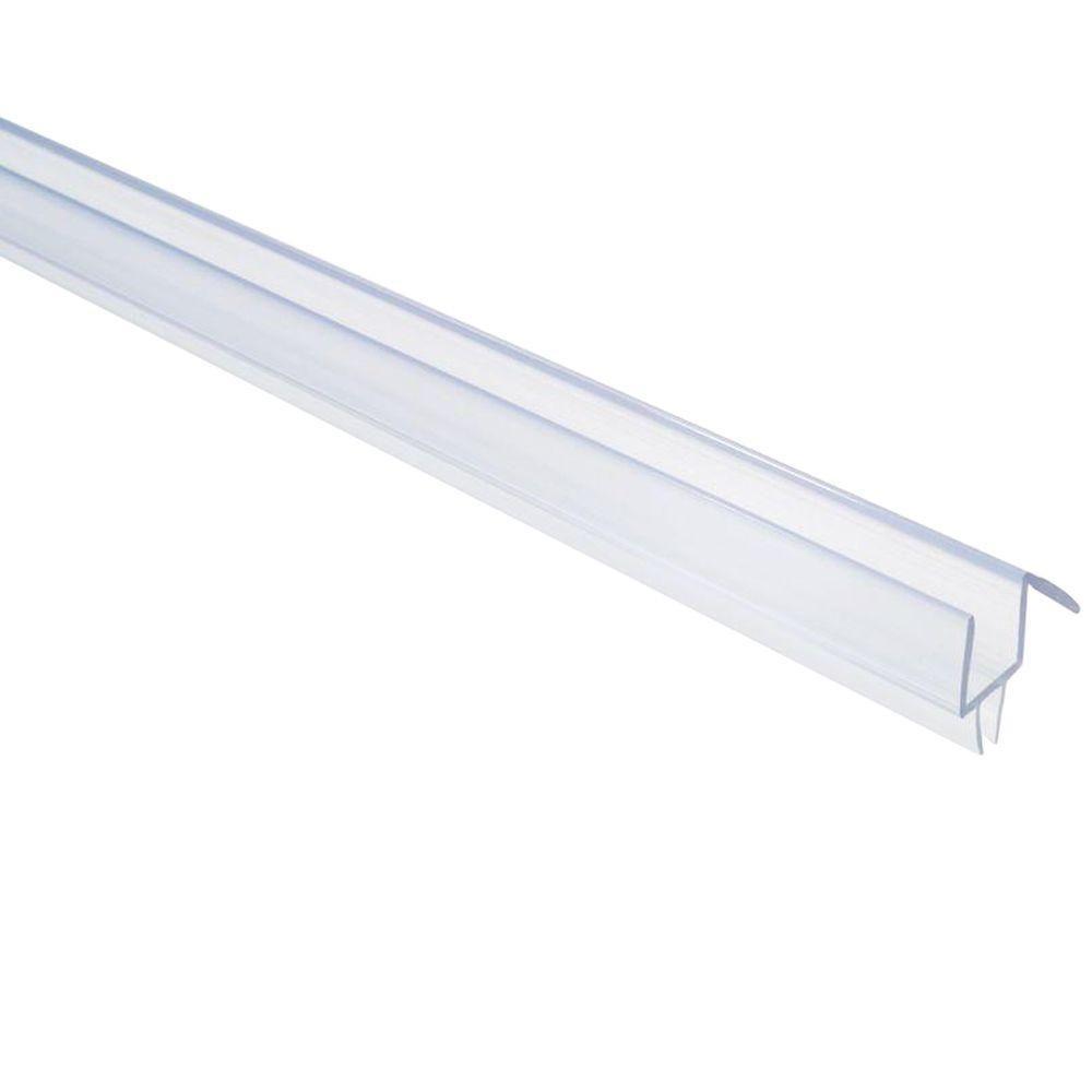 Glass Shower Door Sweep With Drip Rail Httpsourceabl