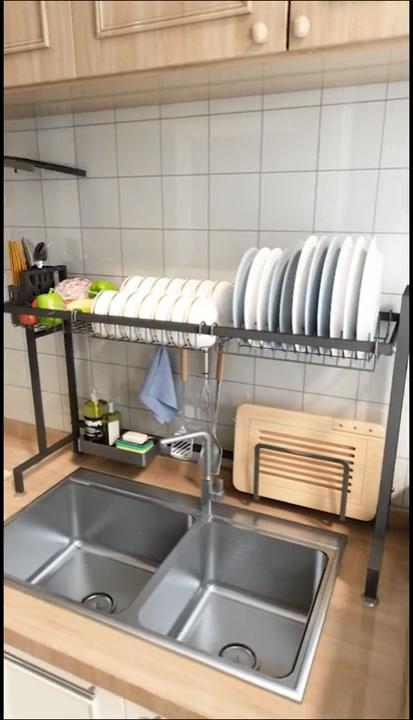 Edelstahl Abtropfgestell Hol Dir Deines Jetzt Www Kawaymigi Com 50 Abtropfgestell In 2020 Kitchen Furniture Design Chic Kitchen Decor Home Decor Kitchen