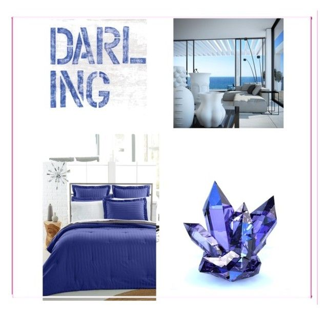 """""""Darling"""" by emile-bhageloe ❤ liked on Polyvore featuring interior, interiors, interior design, home, home decor, interior decorating, WALL and Charter Club"""