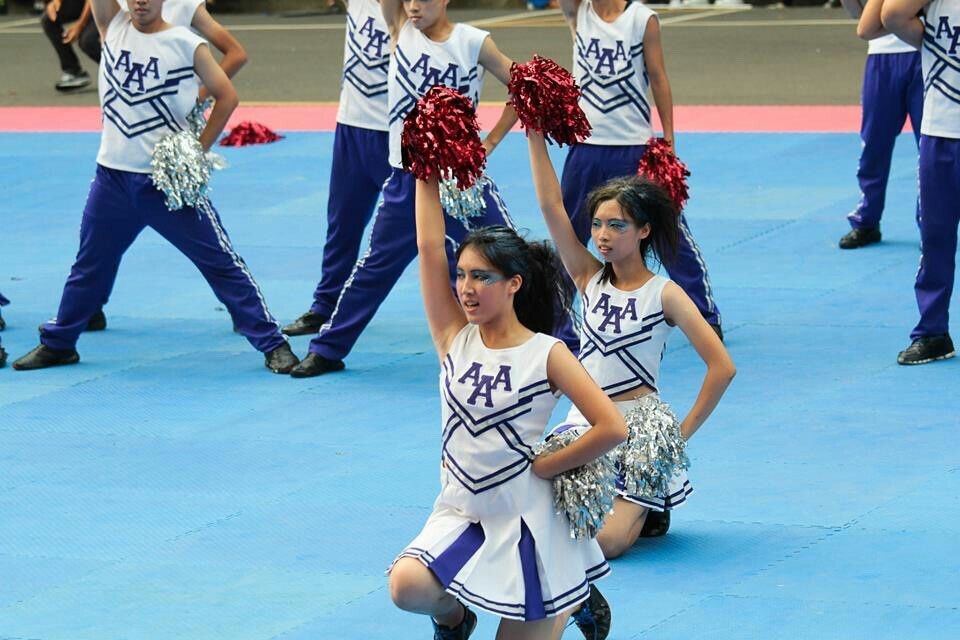 Cheer- National Chung Hsing University