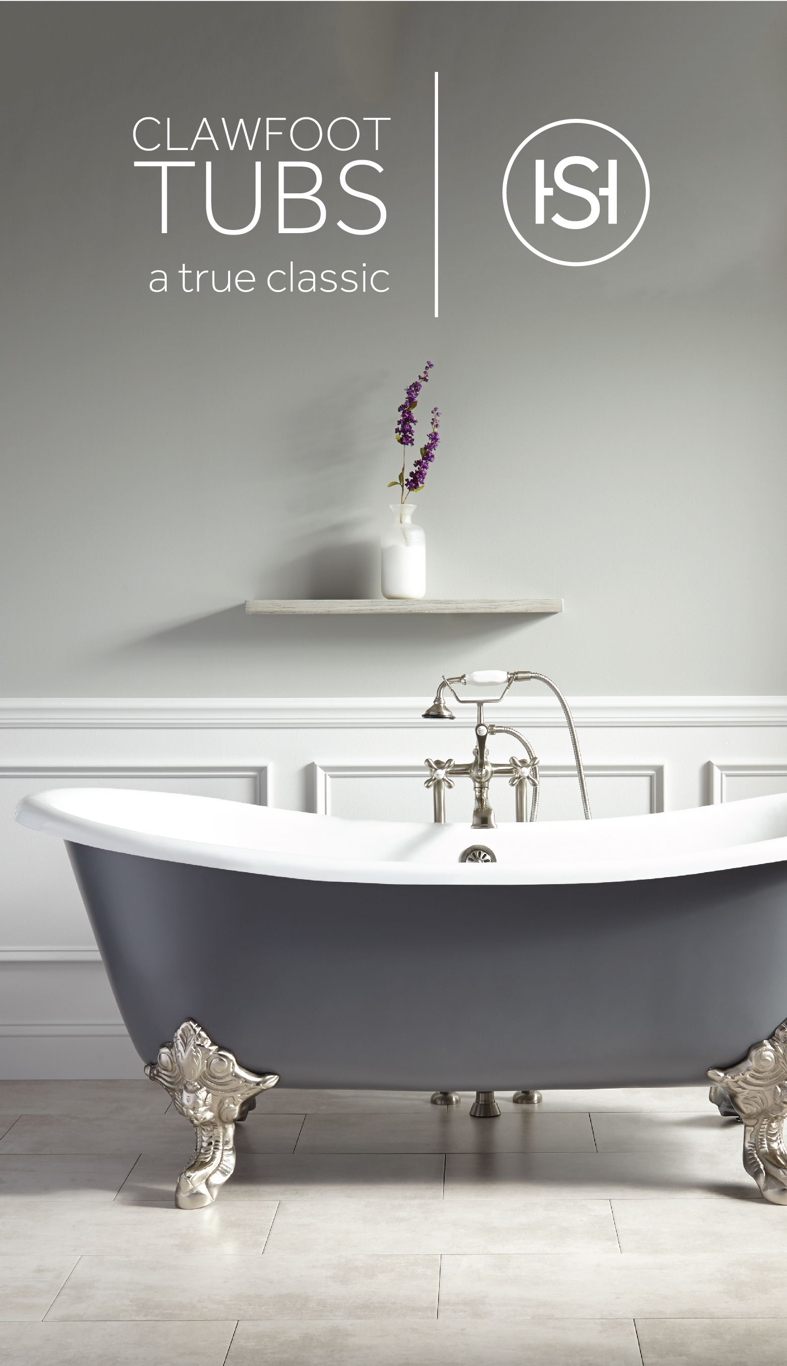 Always elegant never out of style give your bathroom a luxurious