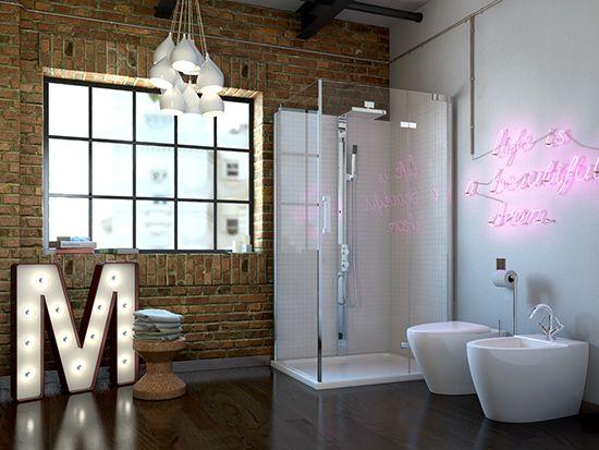 Pin By E Sz On Home Sweet Home Bathroom Inspiration Loft Bathroom Bathroom Design