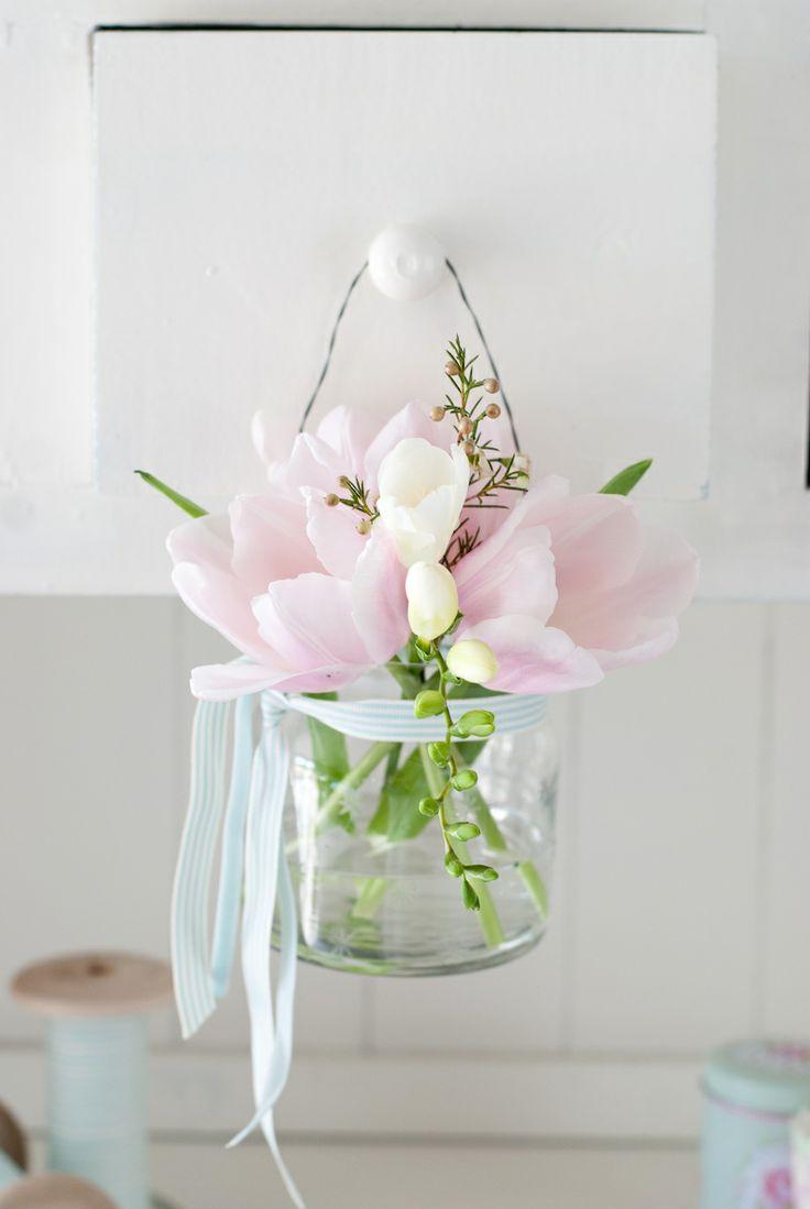 Tulpen voorjaar