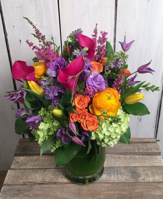 Flowers Aurora Pepperberry Florist Gift Shop Tulips Arrangement Flower Arrangements Flowers