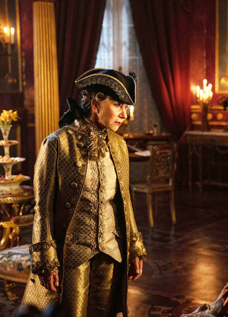 Helen Mirren In Catherine The Great 2019 En 2020 She Wolf