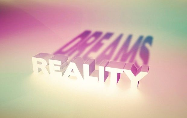 live in shadow of reality