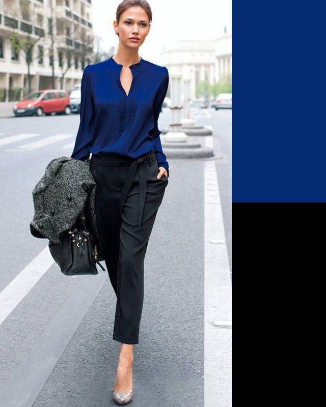e53afbe675cd I COLORI CHE STANNO BENE CON IL BLU  abbinare vestiti e accessori ...