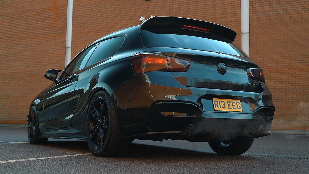This Bmw M140i Has A Roll Cage Bmw Bmw Wagon Roll Cage