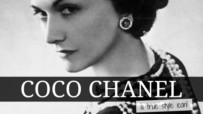 ~blueprint for beauties~ ♥ Coco Chanel