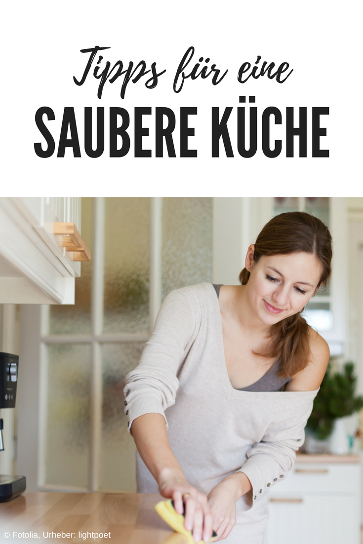 Wir zeigen Dir Tipps für die #Küchenreinigung - gleich ...