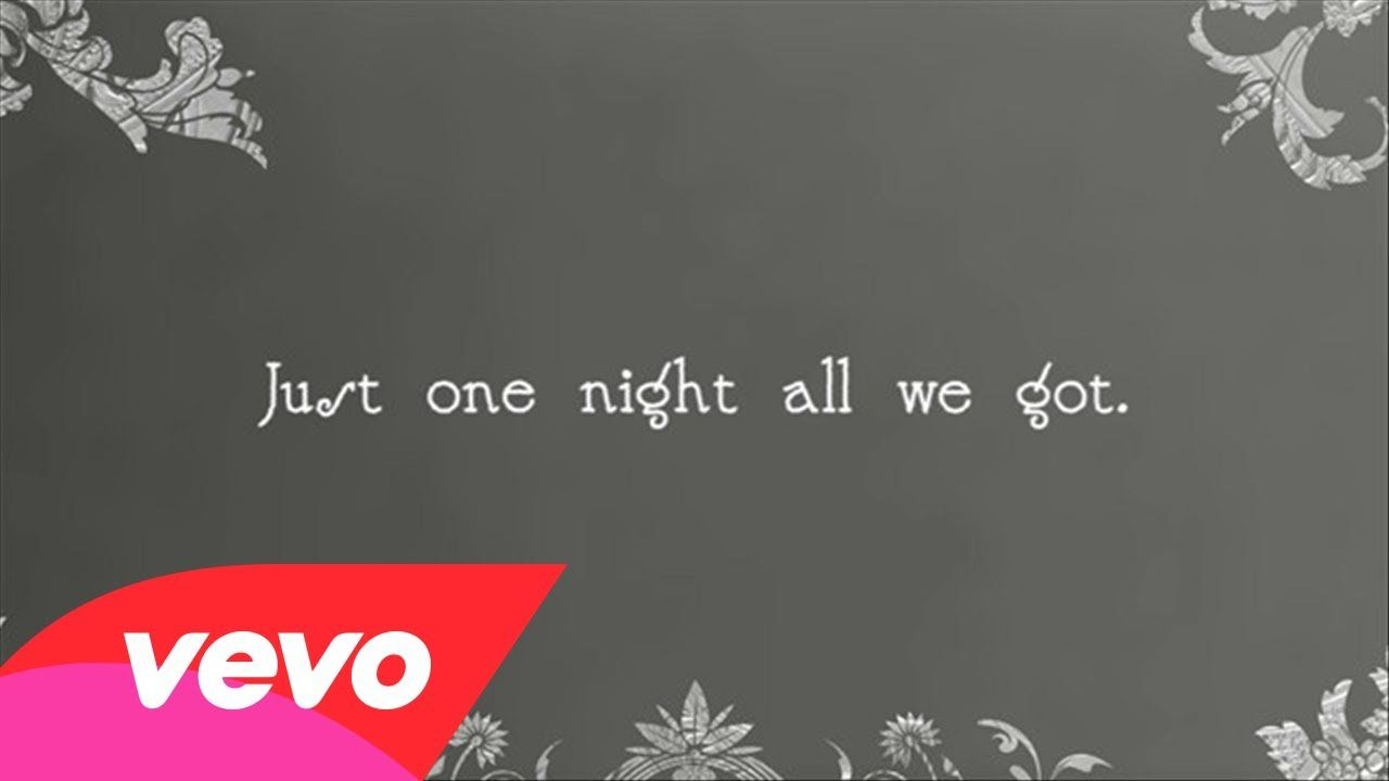 A Little Party Never Killed Nobody All We Got Lyric Vi This
