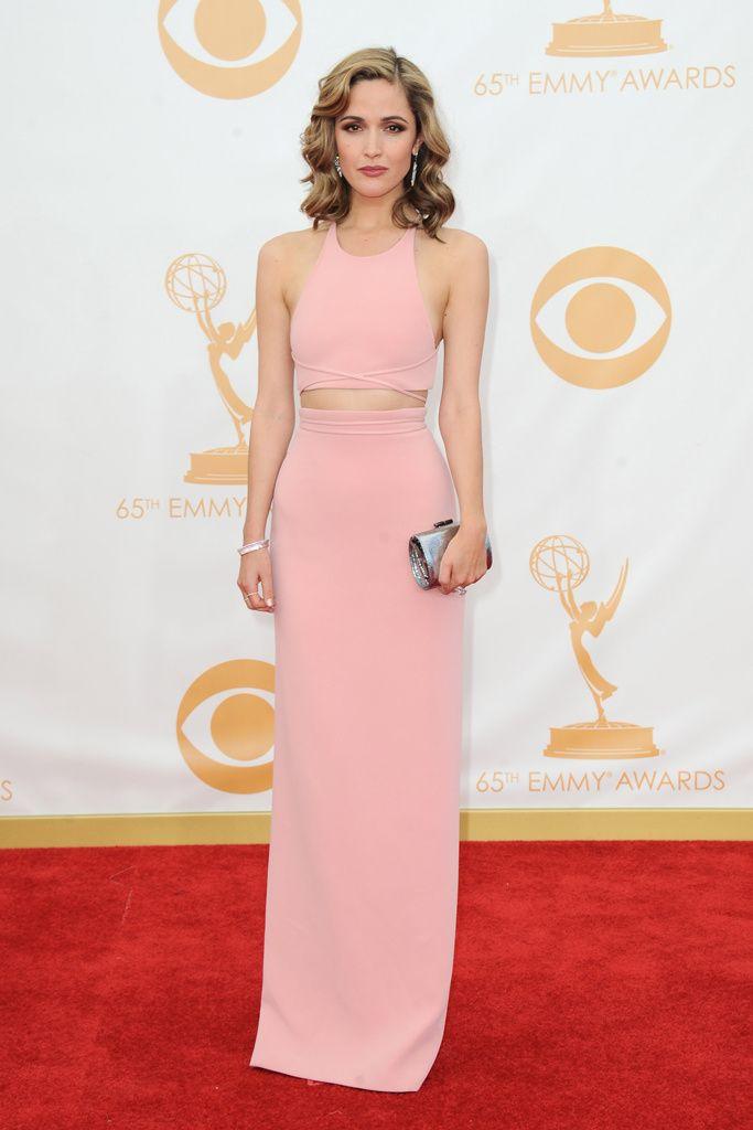 Premios Emmy 2013: toda la alfombra roja | Rose byrne, Jimmy choo y ...