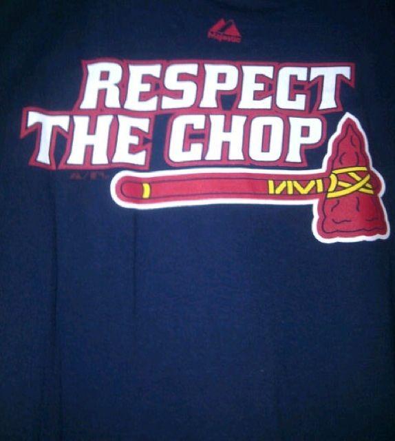 Respect Atlanta Braves Baseball New Atlanta Atlanta Braves
