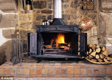How To Start A Fire In A Wood Stove WB Designs - How To Start A Fire In A Wood Stove WB Designs