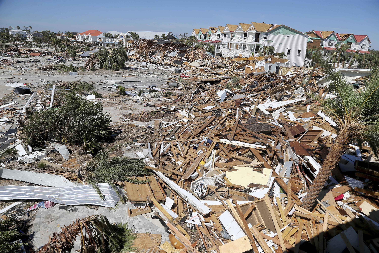 The Small Coastal Township Of Mexico Beach Was Ground Zero For Hurricane Michael S Landfall Mexico Beach I Mexico Beach Mexico Beach Florida Panama City Panama