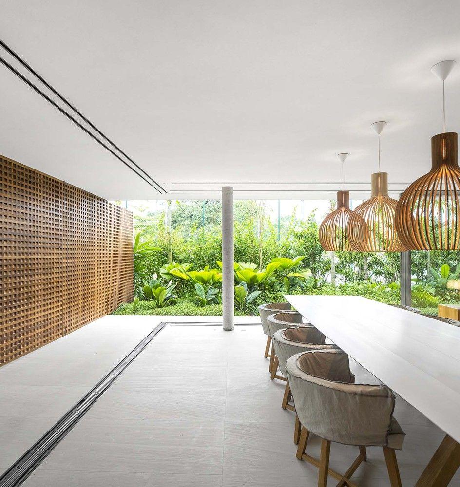 Galeria de Casa Branca / Studio MK27 - Marcio Kogan + Eduardo ...