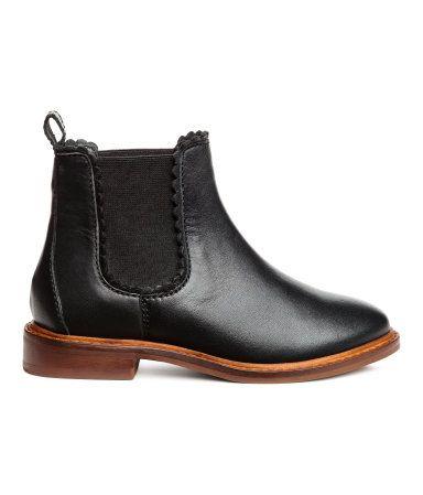 2a036b9355e7 Leather Jodhpur Boots