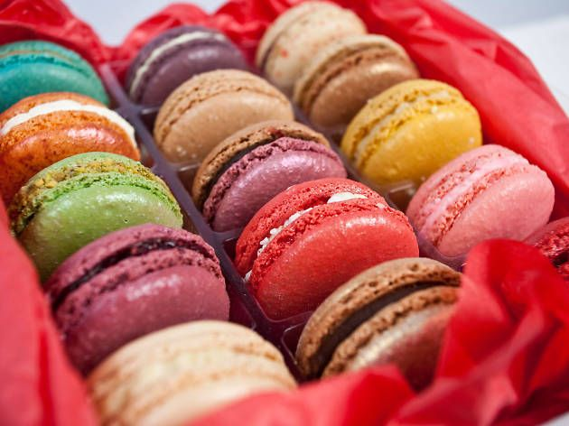 Best Macarons Nyc Has To Offer From French Bakeries And Cafés