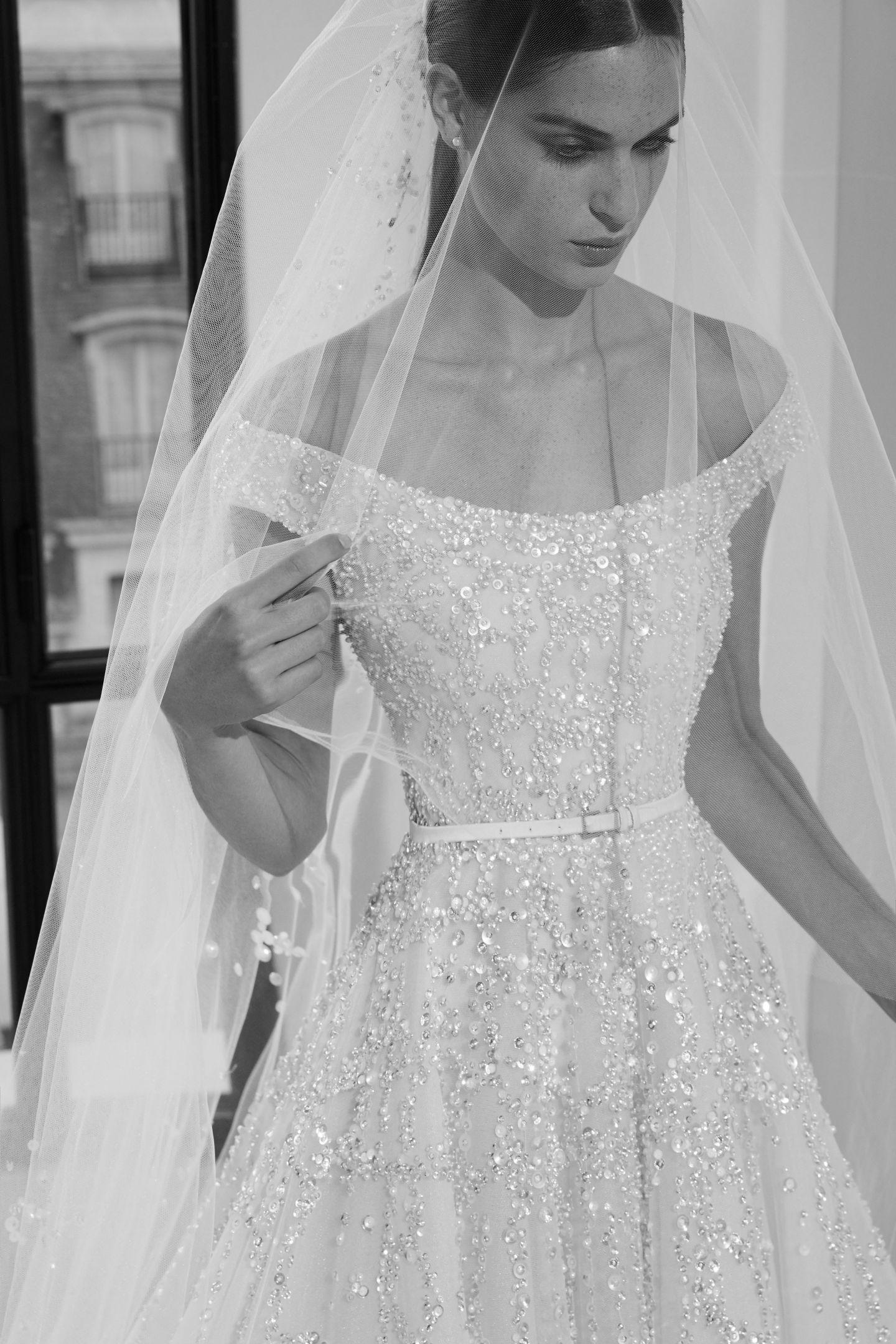 Elie Saab Elie Saab Bridal Bridal Dresses Lace Elie Saab Wedding Dress