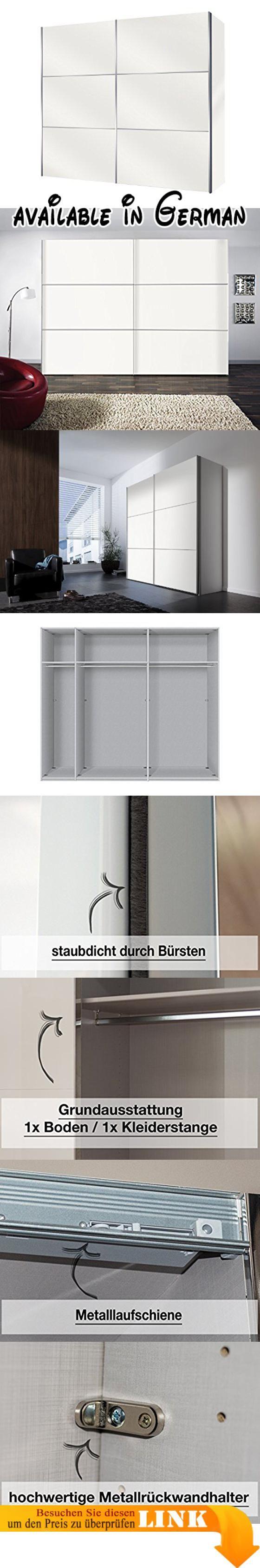 Faszinierend Kleiderschrank 250 Breit Referenz Von B01f7c8q6a : Express Möbel Schlafzimmerschrank Weiß Cm