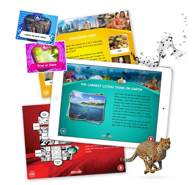 MWorld educational app