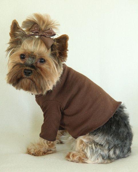 XXXS Black Dog Turtleneck Shirt clothes pet apparel Clothing Teacup PC Dog®