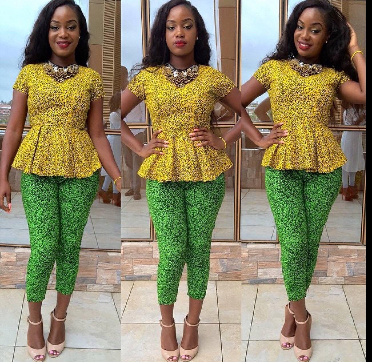 Pin lisääjältä bola arayi taulussa african attires style pinterest