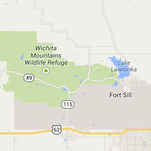 Wichita Mountains Wildlife Refuge U0026 Visitoru0027s Center | TravelOK.com    Oklahomau0027s Official Travel U0026