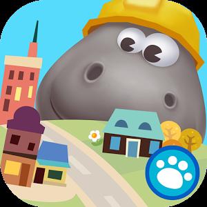 Diseña y construye en Hoopa City! Combina diferentes elementos para construir carreteras, casas y mucho más con Hoopa, el famoso hipopótamo que ya conoces de los juegos del Dr. Panda. ¿Sabrías encontrar la combinación secreta para crear cada uno de los edificios?