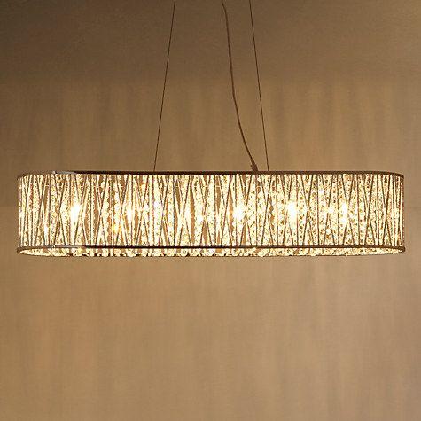 Buy john lewis emilia jazzy diner bar ceiling light online at johnlewis com