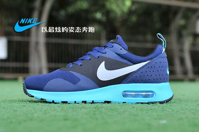 Nike Air Max Tavas Essential University Blue Blue Lagoon Obsidian TopDeals