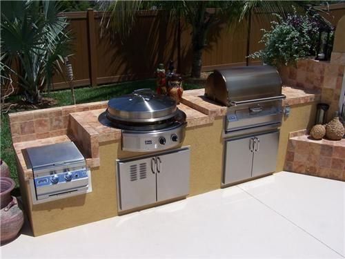 Evo Outdoor Grills Landscaping Network Outdoor Kitchen