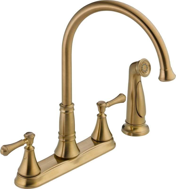 Delta 2497lf Delta Faucets Faucet Kitchen Handles