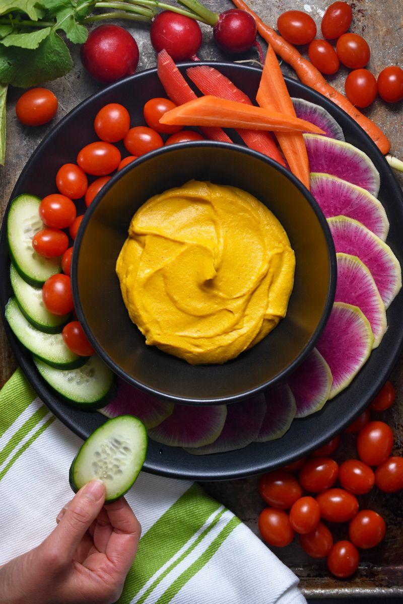 Sweet Potato and Cashew Dip (from Tess Masters'... | Award-Winning Paleo Recipes | Nom Nom Paleo®