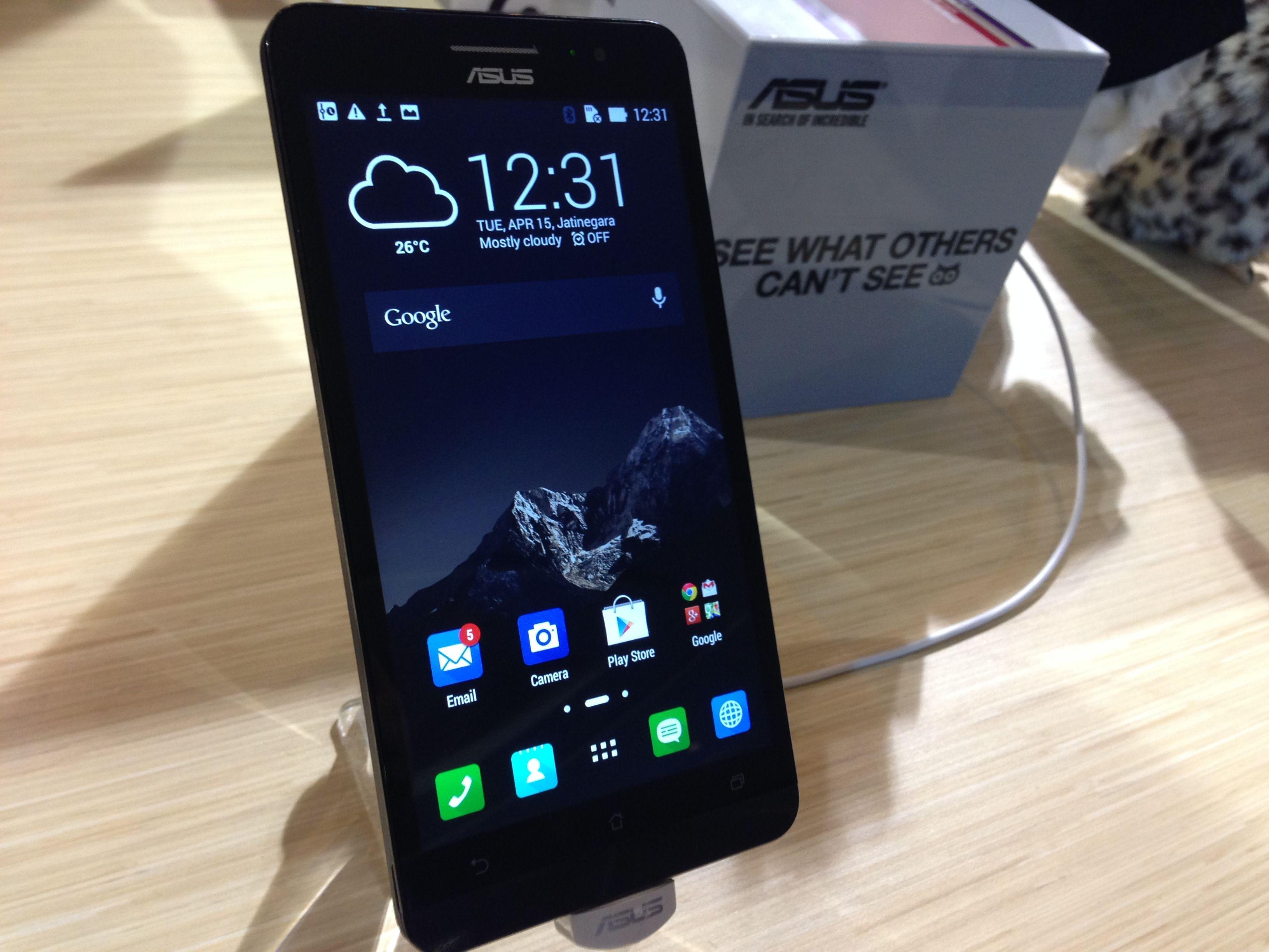 ASUS Zenfone 5 Mobile Gadgets Online Security Asus Software Development Search