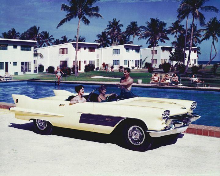 1954 Cadillac La Espada Show Car~♛