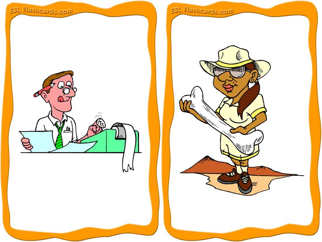 Sample Jobs Flashcards