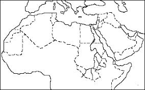 خريطة صماء للوطن العربي بحث Google Diagram Map World Map